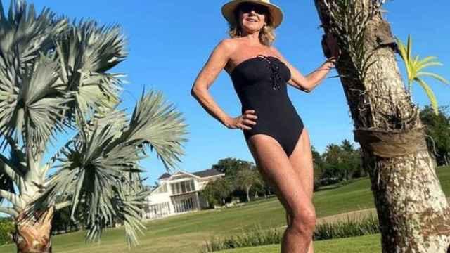 Magnífico posado de Ana Rodríguez, la ex de José Bono, a los 63 años: ¡Qué guapa es!