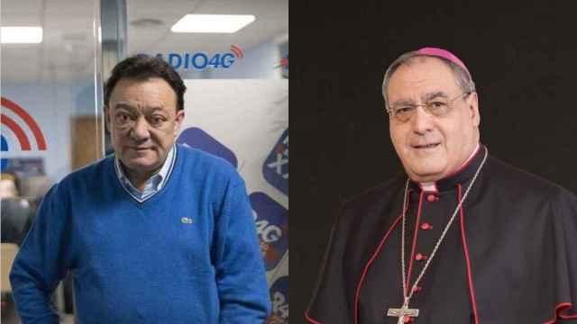 José Antonio Abellán (izqda.) y José María Gil Tamayo./