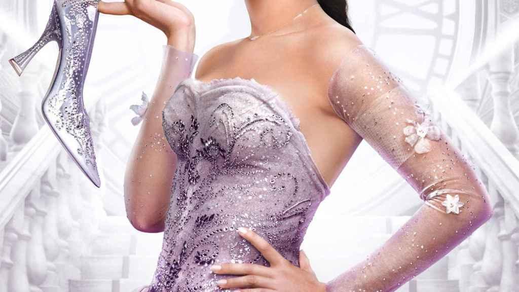Camila Cabella es la nueva 'Cenicienta' en una película musical para Amazon.