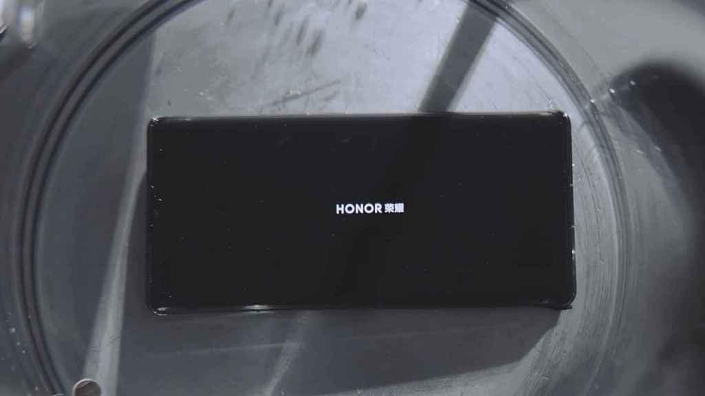 Honor Magic 3 resistencia agua