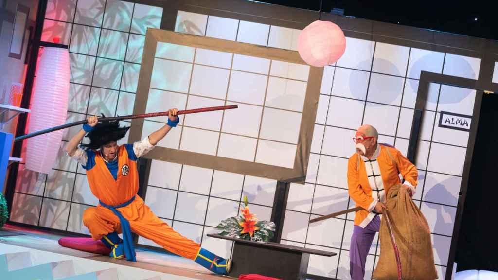 Audiencias ayer: 'Me resbala' gana la primera batalla de audiencias a 'Ven a cenar conmigo: Gourmet Edition'