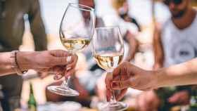 El vino es para el verano.