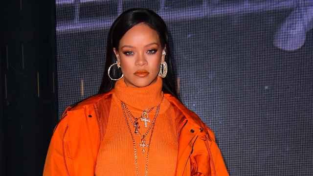 La cantante Rihanna en una imagen de archivo fechada en febrero de 2020.