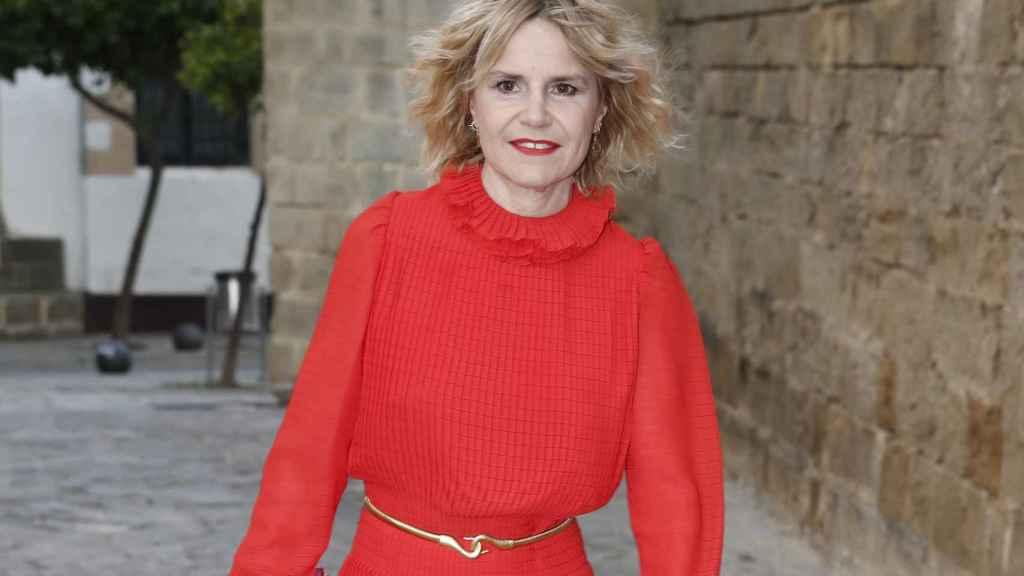 Eugenia Martínez de Irujo, en una imagen de archivo.