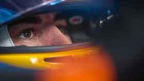 Fernando Alonso en el Gran Premio de Hungría