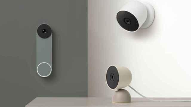 Google estrena dispositivos de seguridad: tres nuevas cámaras y un timbre inteligente