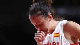 Laia Palau, en los Juegos Olímpicos de Tokio 2020