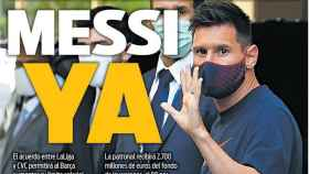 Portada Sport (05/08/21)