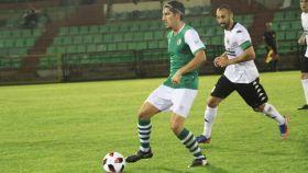 Juan Carlos Gimeno. Foto: CD Cacereño