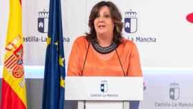 Patricia Franco, consejera de Economía y Empleo de Castilla-La Mancha