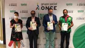 La ONCE ha incorporado más de 200 trabajadores en Castilla-La Mancha en pandemia.