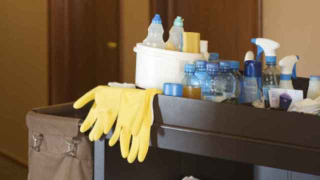 Salta por los aires la negociación con la contrata de limpieza de los colegios de Guadalajara