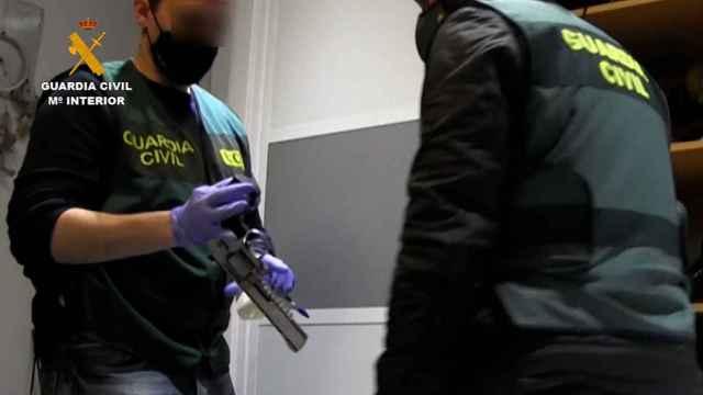 Cae una importante red de narcos que llevaba a Toledo y a otras provincias cocaína de Sudamérica