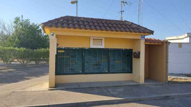 Actual posta de correos en Soto del Espinosillo