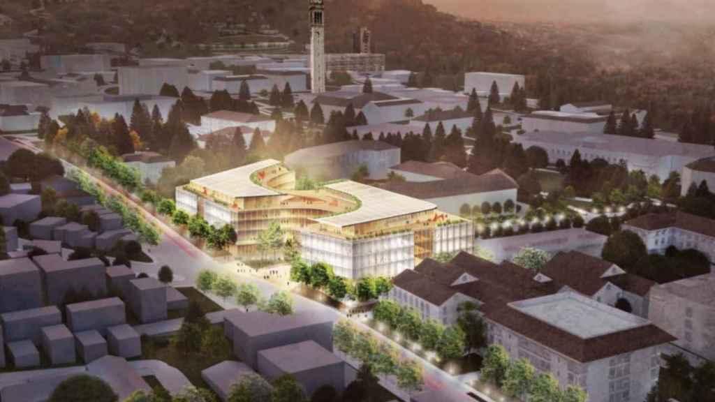 Turner (ACS) construirá la sede de la división de computación de la universidad de Berkeley en EEUU