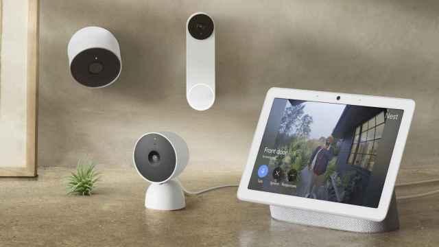 Nuevas Nest Camera y Nest Doorbell junto al Nest Hub