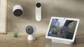 Nuevas Nest Cam y Nest Doorbell junto al Nest Hub