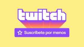 Twitch y su banner para anunciar la reducción de precios.