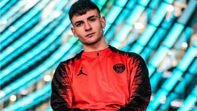 El joven Isaac López Triano, asesinado el pasado 14 de julio en Madrid.
