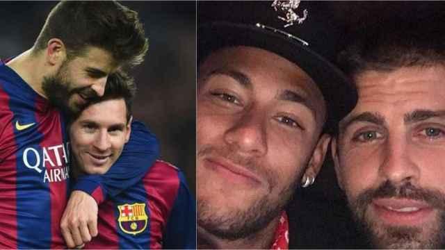 Piqué lo vuelve a hacer: repite su se queda de Neymar con el 'caso Messi'