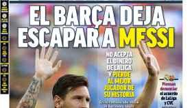 Portada MARCA (06/08/21)
