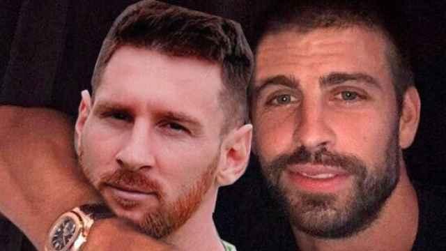 Los memes más divertidos del adiós de Messi al Barça: del 'Kun' Agüero a Piqué