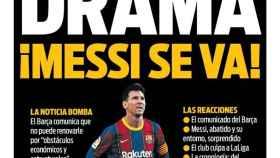 Portada Sport (06/08/21)