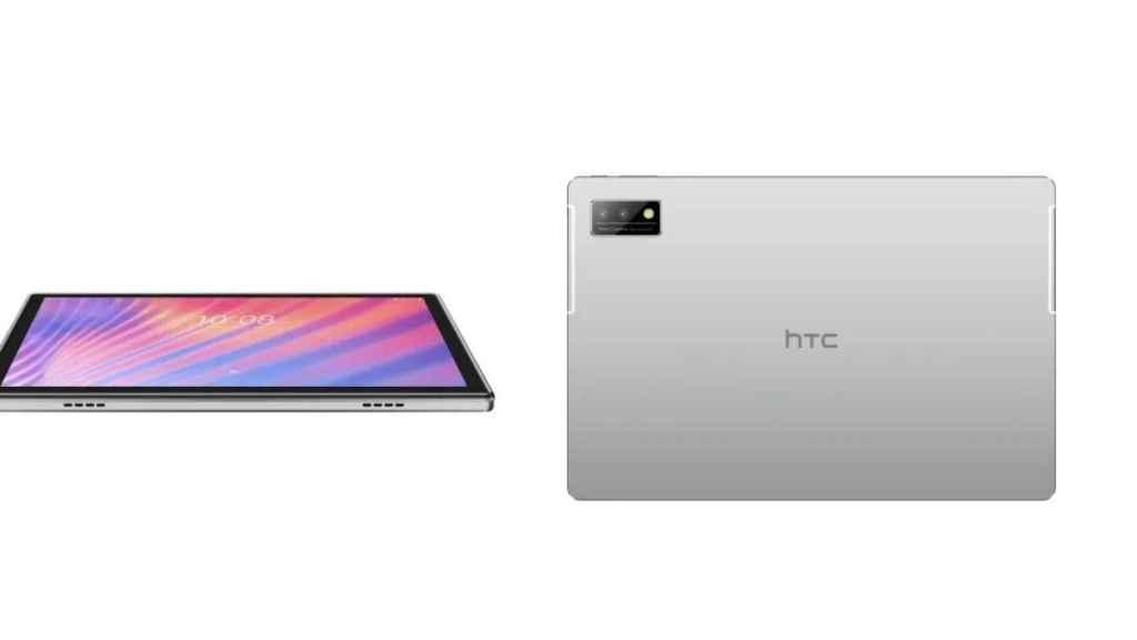 HTC A100 design
