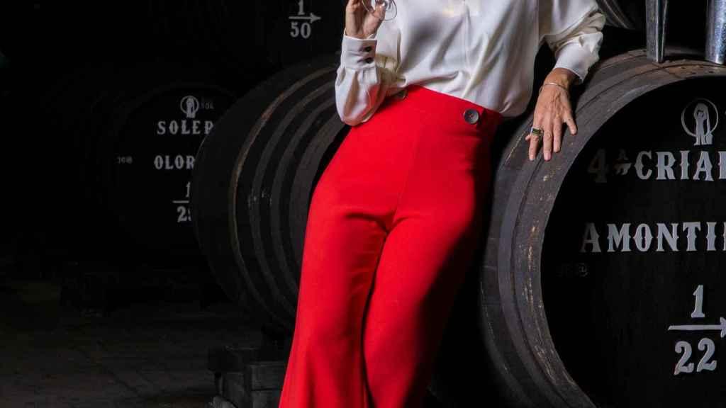 Helena Rivero (Bodegas Tradición).