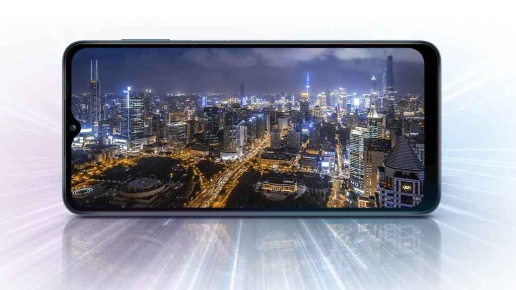 Samsung Galaxy A12 Nacho, una de las versiones del antecesor del Galaxy A13
