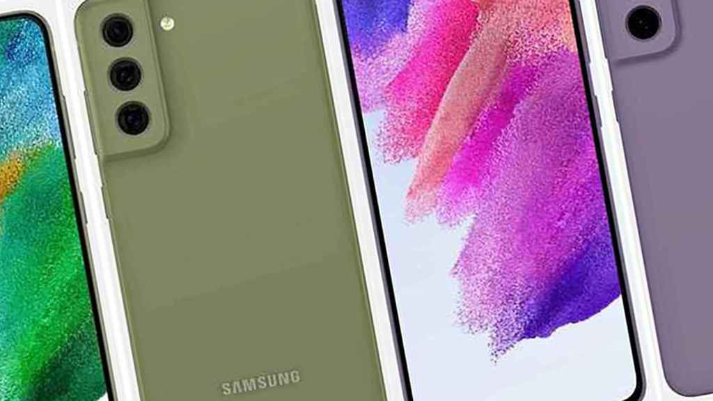 Filtración del Samsung Galaxy S21 FE