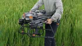 Drones agricultores de DJI
