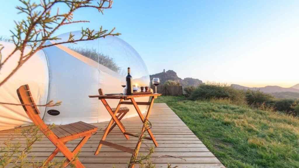 Bubbletent Canarias