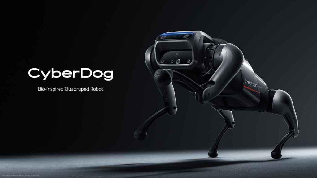 CyberDo, el perro robótico de Xiaomi