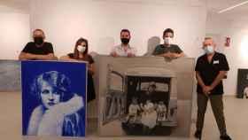Hollywood y Anteayer triunfan en el certamen de pintura Antonio Arnau de Quintanar