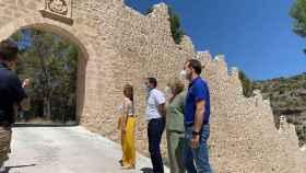 Apuesta decidida de la Diputación por la recuperación del patrimonio conquense
