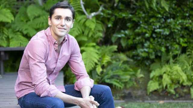 Carlos González de Villaumbrosia, un emprendedor español afincado en San Francisco, fundador de Product School.