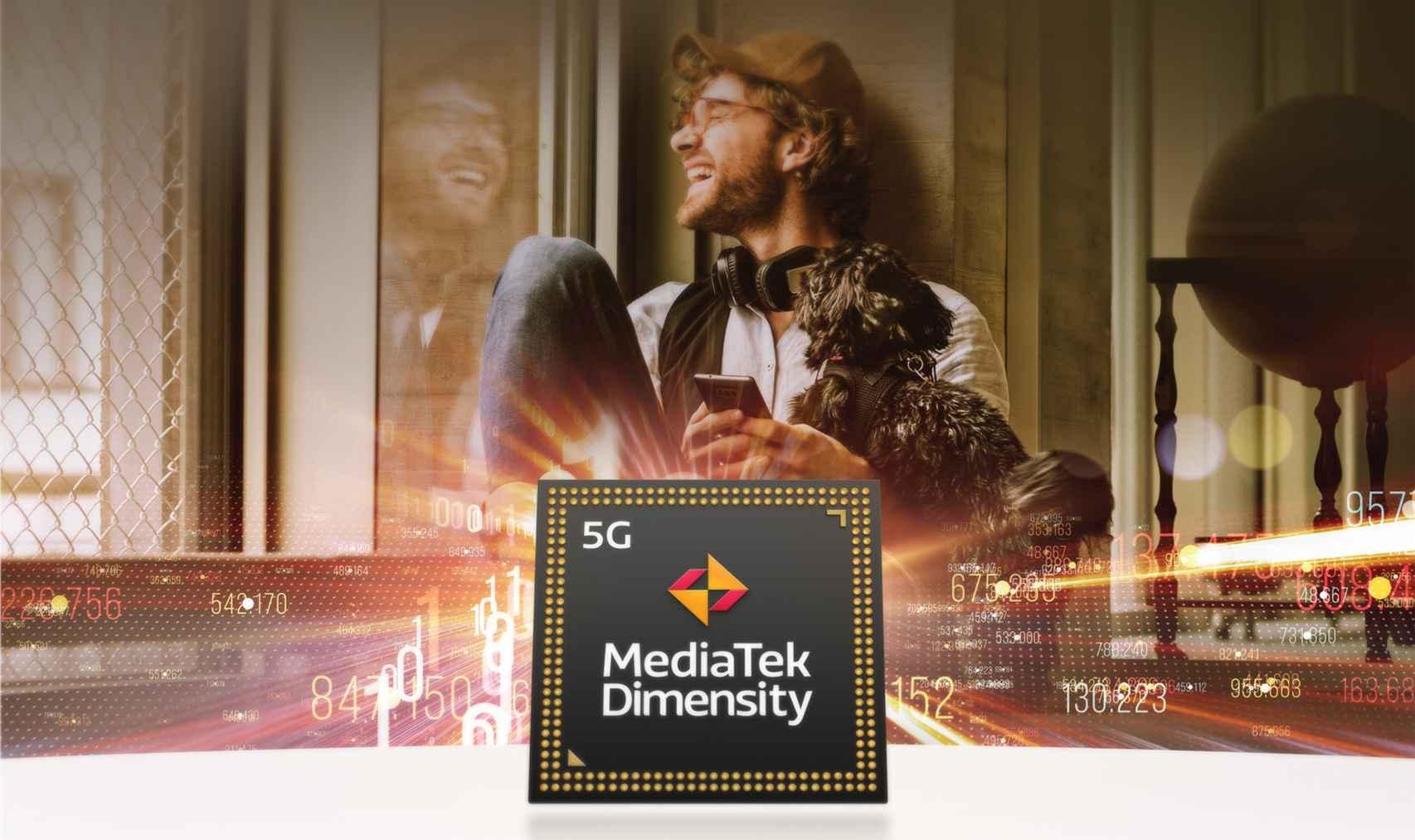 MediaTek y sus 5G