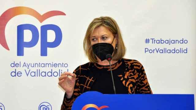 Valladolid Pilar del Olmo PP Ayuntamiento Valladolid  (5)