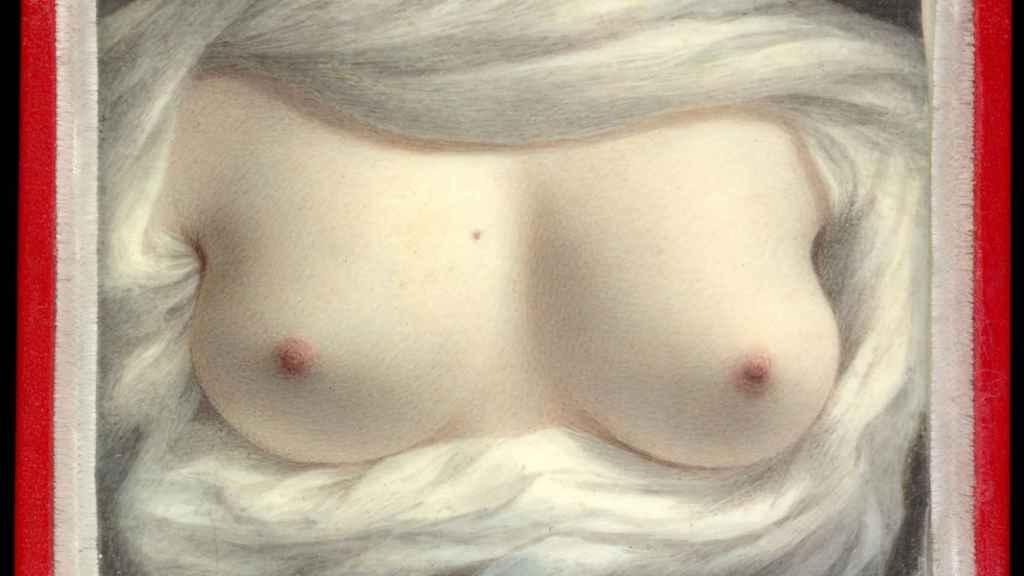 'Belleza revelada ', de Sarah Goodridge.
