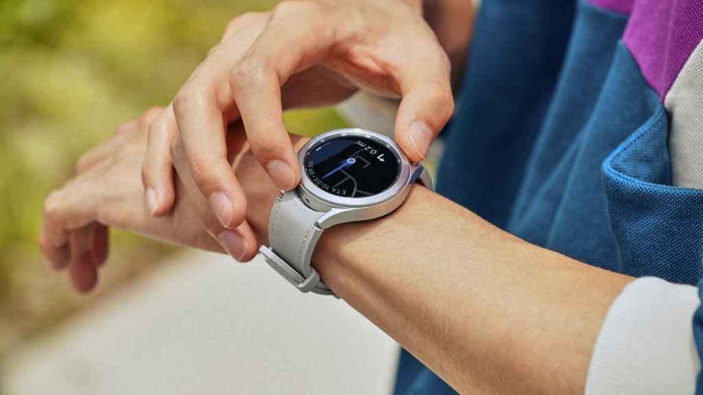 El Galaxy Watch 4 ya contaba con YouTube Music
