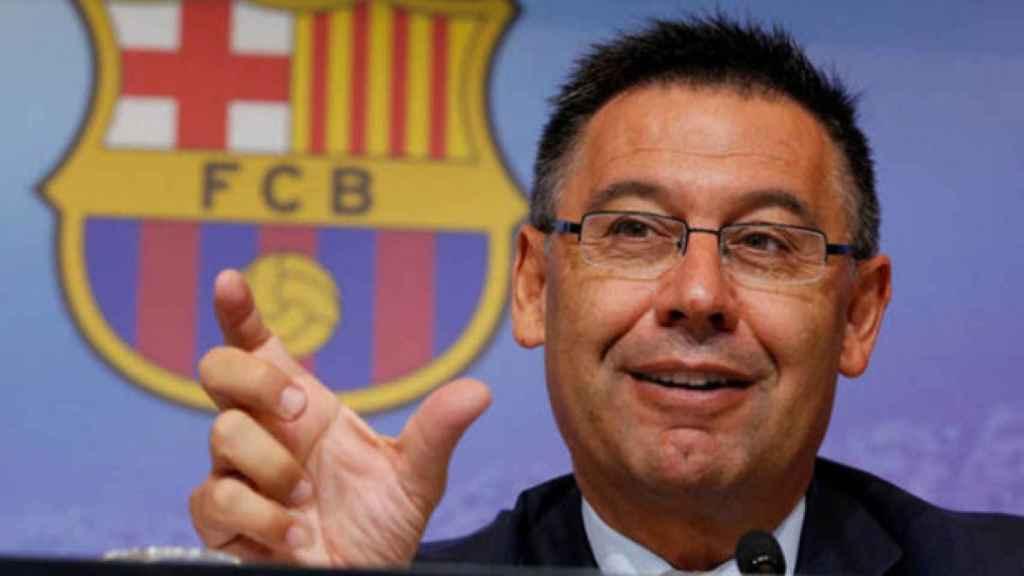 Bartomeu, uno de los responsables de la mala situación económica del Barça