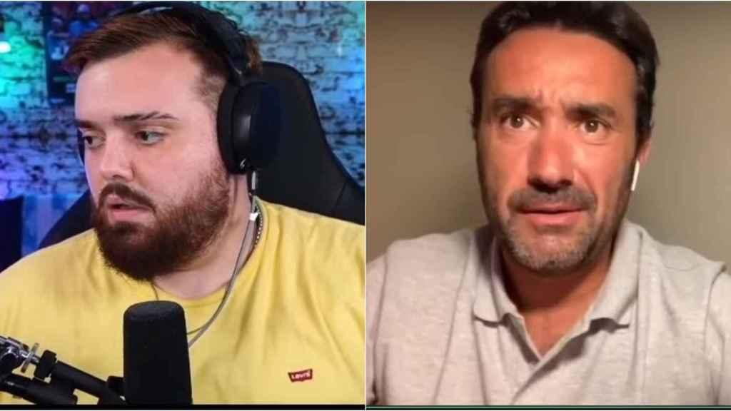 Juanma Castaño ha visitado el canal de Ibai para explicarle sus polémicas palabras.