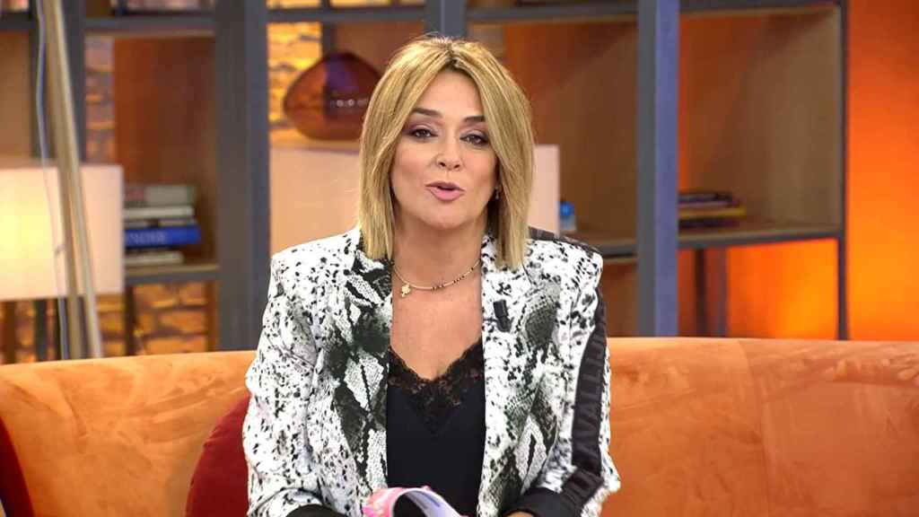 Toñi Moreno en 'Viva la vida'