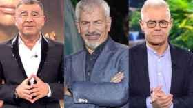 Jorge Javier Vázquez, Carlos Sobera y Jordi González presentarán 'Secret Story'