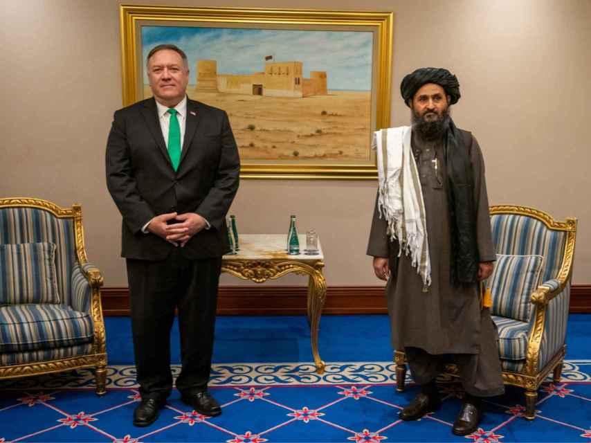 Abdul Ghani Baradar, el líder talibán que EEUU liberó y proclama ahora el Emirato Islámico en Kabul