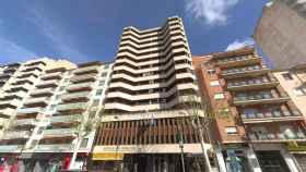Edificios de viviendas en la Avenida de España, en Albacete (Idealista)