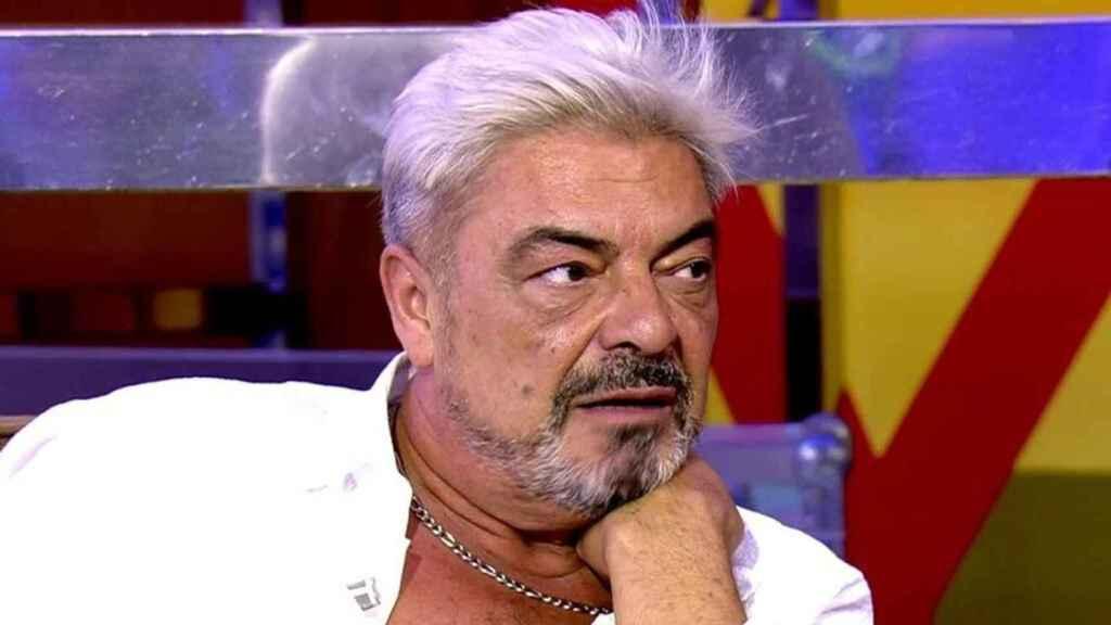 Antonio Canales ha sido despedido en directo en 'Sálvame'.