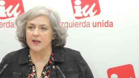 Isabel Álvarez,  vicecoordinadora regional de Izquierda Unida en Castilla-La Mancha