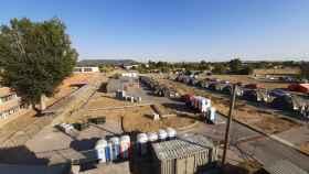 El gobierno alojará a Los afganos 'españoles' en un campamento en la base de torre Jon